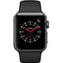 Apple Watch Series 3 - Space Gray Aluminum Case