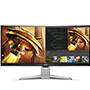BenQ EX3501R Curved Monitor