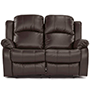 Divano Roma Furniture 2 Seater Recliner Sofa