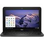 """Dell Inspiron 11.6"""" HD Chromebook"""