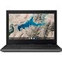 "Lenovo 11.6"" Chromebook 2ND Gen Laptop - Black"
