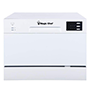 Magic Chef 6 Plate Countertop Dishwasher