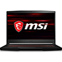 MSI GF63 THIN Gaming Laptop - Win 10