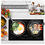 NutriChef Electric Induction Cooktop