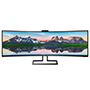 Philips 499P9H Curved Monitor