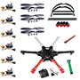 Qwinout F550 Airframe RC Hexacopter Drone