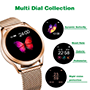 SmartDaily Smartwatch for Women