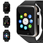 Buy Online WJ PILIS Black Smartwatch
